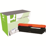 Q-CONNECT HP CE740A TNR CART BLK REMAN