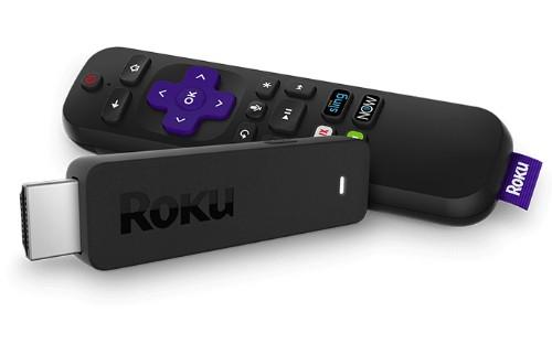 Roku Streaming Stick Smart TV dongle 4K Ultra HD HDMI Black