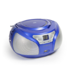 Technaxx BT-X38 Portable CD player Blue
