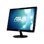 "ASUS VS197DE 18.5"" Black computer monitor"