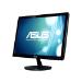 "ASUS VS197DE 18.5"" Black computer monitor"