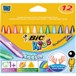 BIC Plastidecor, x12 12pc(s) colour pencil