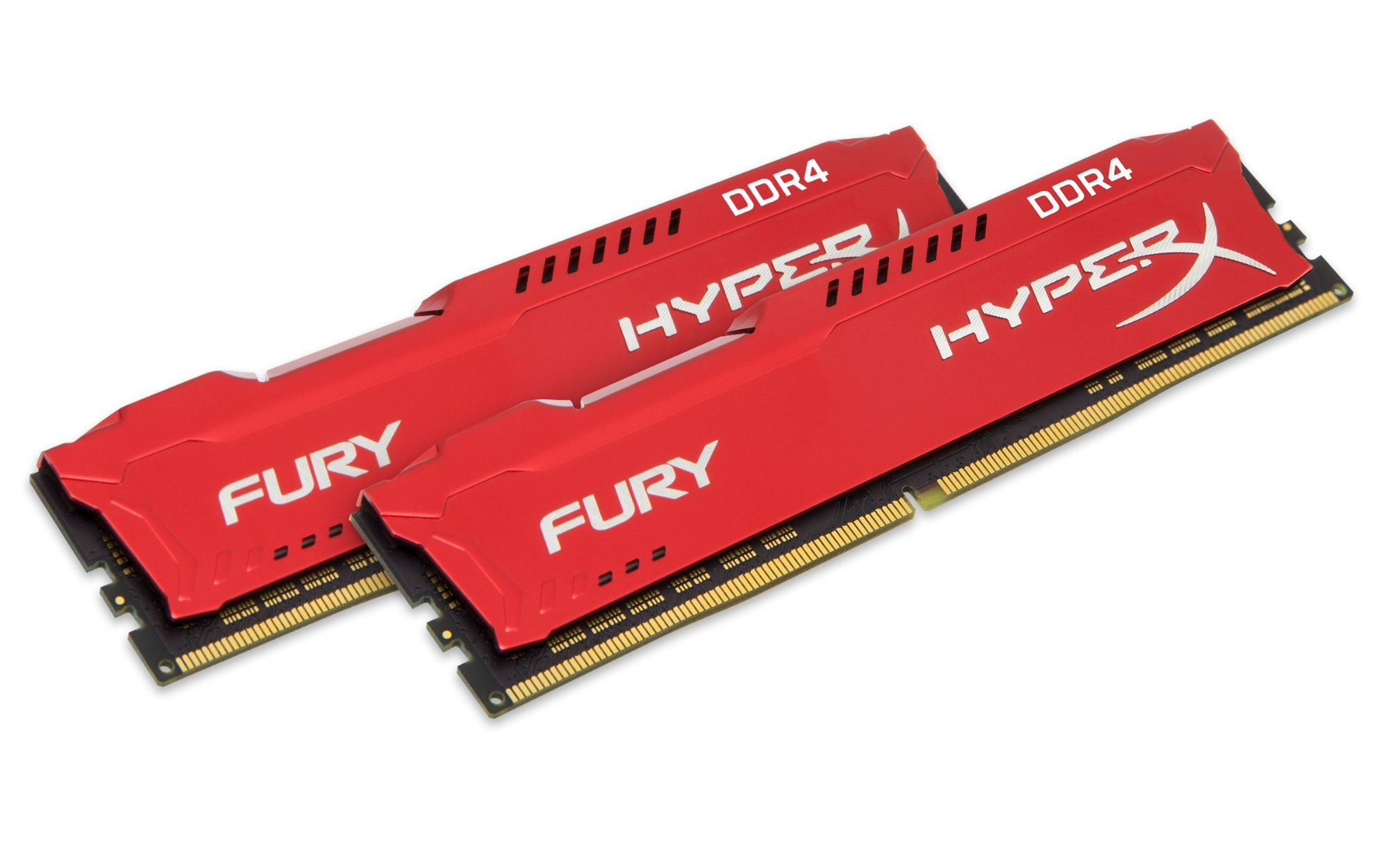 HyperX FURY Red 32GB DDR4 2666MHz Kit memory module