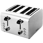 Igenix IG3204 4slice(s) Stainless steel toaster
