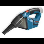 Bosch GAS 10.8V-LI Professional Bagless Black, Blue handheld vacuum