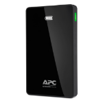 APC M10BK power bank Black Lithium Polymer (LiPo) 10000 mAh