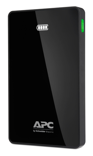 APC M10BK power bank Black Lithium Polymer (LiPo) 10000 mAh