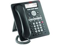 Avaya 1408 Desk Phone Black