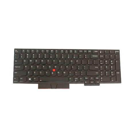Lenovo 01YP650 notebook spare part Keyboard
