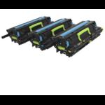 Lexmark CS820, CX8xx imaging unit Cyan,Magenta,Yellow