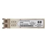 Hewlett Packard Enterprise X121 1G SFP LC SX network transceiver module Fiber optic 1000 Mbit/s 850 nm