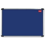 Nobo EuroPlus Felt Noticeboard Blue 2400x1200mm