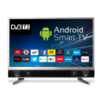 "Cello P32ANSMT 32"" WXGA Smart TV Wi-Fi Black, Silver LED TV"