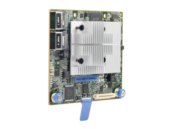 Hewlett Packard Enterprise P408i-a SR Gen10 controlado RAID PCI Express x8 3.0 12 Gbit/s