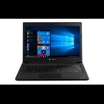 "Toshiba Portégé A30-E-14P Black Notebook 33.8 cm (13.3"") 1920 x 1080 pixels 8th gen Intel® Core™ i7 8.192 GB DDR4-SDRAM 256 GB SSD Windows 10 Pro"