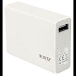 Leitz 65270001 Lithium-Ion (Li-Ion) 6000mAh White power bank