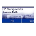 HP StorageWorks Secure Path v3.0c for Linux 8 Licence CD