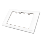 Vision TC3 SURR2G placa de pared y cubierta de interruptor Blanco