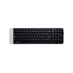 Logitech K230, FRE keyboard RF Wireless French Black