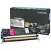Lexmark C5240MH Toner magenta, 5K pages @ 5% coverage