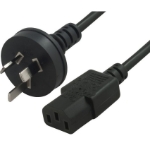 ASUS MNAS-IEC-Cable-1.5M Australian Standard AC Wall to IEC Power Cable 1.5M OEM ~CBAT-IEC-2M