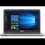 "ASUS VivoBook Max X541NA-GQ028T Black,Chocolate Notebook 39.6 cm (15.6"") 1366 x 768 pixels 1.10 GHz Intel® Celeron® N3350"