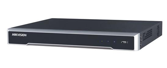 Hikvision Digital Technology DS-7616NI-K2/16P Black network video recorder