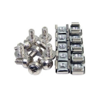 4XEM 4XM6CAGENUTS screw/bolt 100 pcs