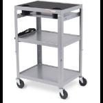 Bretford MIC Cart Platinum 34 lbs (15.4 kg)
