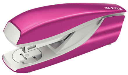 Leitz NeXXt 55021023 stapler Metallic, Pink