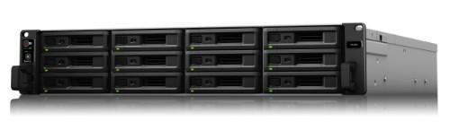 Synology RackStation SA3600 NAS/storage server Rack (2U) Ethernet LAN Black, Grey D-1567