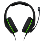 HyperX CloudX Stinger Core Binaural Head-band Black,Green
