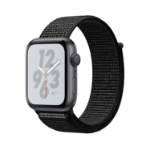 Apple Watch Nike+ Series 4 smartwatch Grey OLED GPS (satellite)