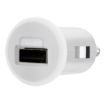 Belkin Car Charger, 1A Auto White mobile device charger