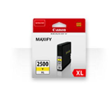 Canon PGI-2500XL Y Original Amarillo 1 pieza(s)
