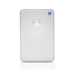 G-Technology G-DRIVE mobile 1000GB Silver external hard drive
