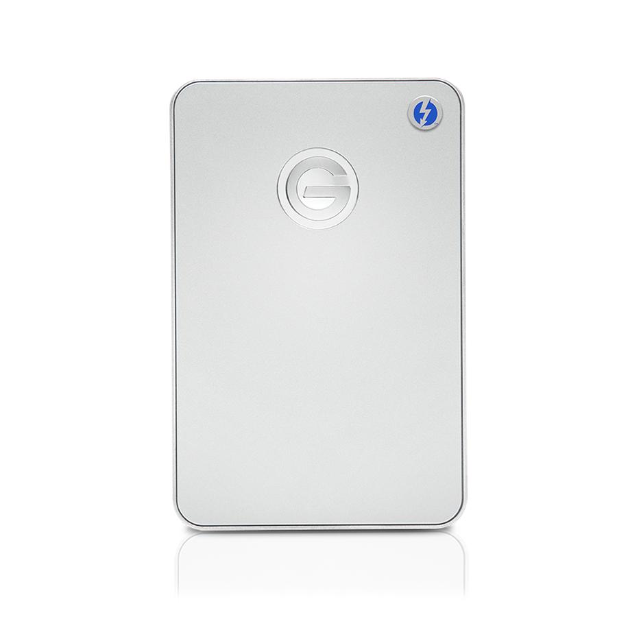 G-Technology G-DRIVE mobile 1000GB Silver external hard drive