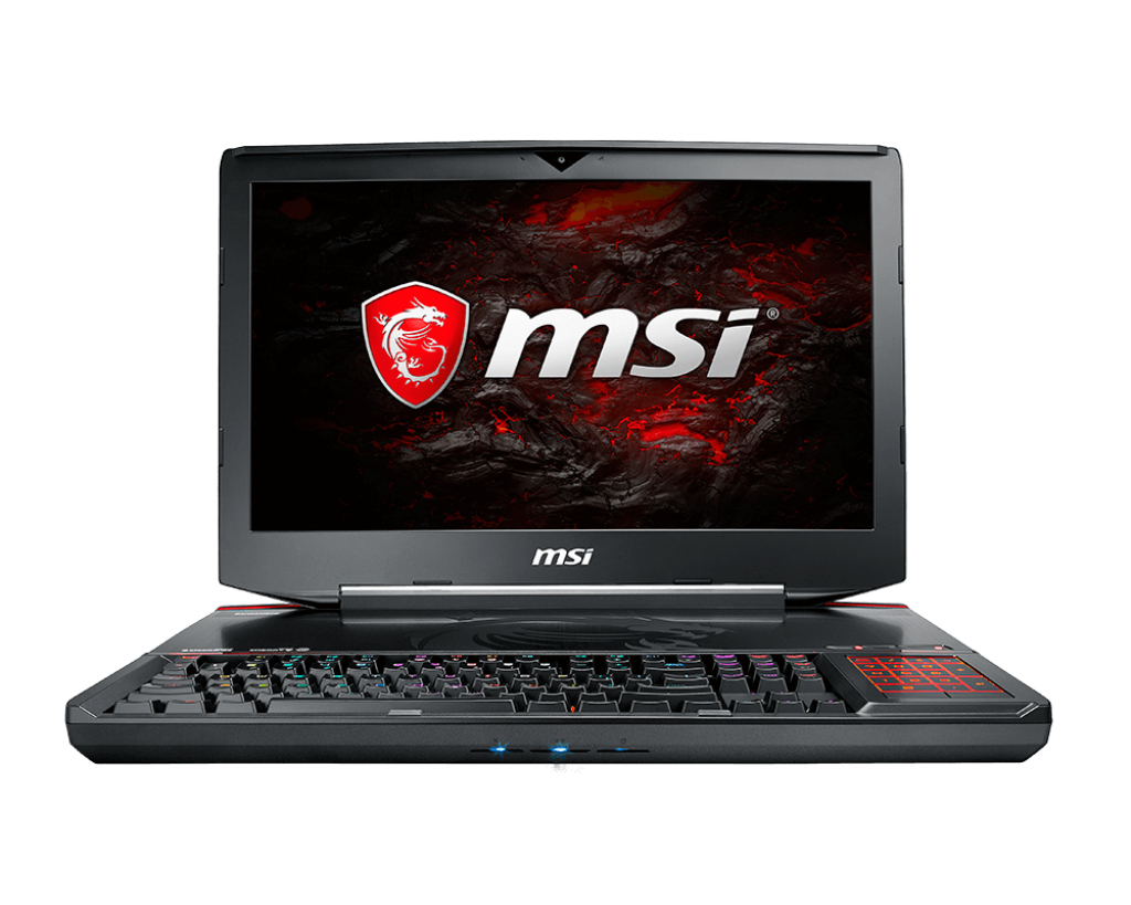 "MSI Gaming GT83VR 7RF(Titan SLI)-207UK 3.1GHz i7-7920HQ 18.4"" 1920 x 1080pixels Black Notebook"