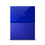 Western Digital My Passport Externe Festplatte 2000 GB Blau