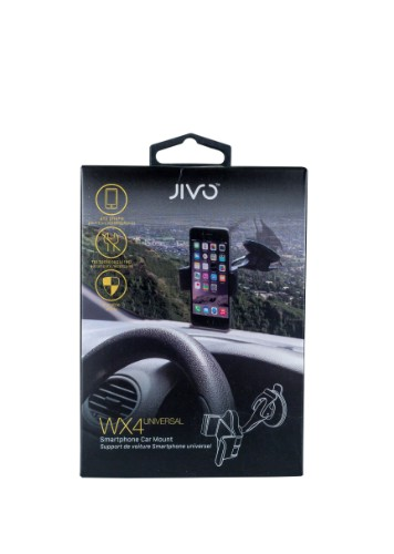 Jivo Technology JI-1869 holder Mobile phone/smartphone Black Passive holder