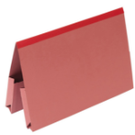 Guildhall 218-REDZ folder Legal Red