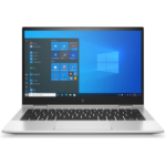 "HP EliteBook x360 830 G8 Hybrid (2-in-1) 33.8 cm (13.3"") 1920 x 1080 pixels Touchscreen 11th gen Intel® Core™ i7 8 GB DDR4-SDRAM 256 GB SSD Wi-Fi 6 (802.11ax) Windows 10 Pro Silver"