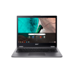 "Acer Chromebook Spin 13 CP713-1WN-866Q Grijs 34,3 cm (13.5"") 2256 x 1504 Pixels Touchscreen Intel® 8ste generatie Core™ i7 i7-8550U 16 GB LPDDR3-SDRAM 128 GB eMMC"