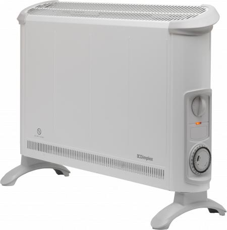 Dimplex 402TSTI Indoor Grey, White 2000W electric space heater
