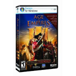 Microsoft Age of Empires III PC English video game
