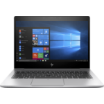 "HP EliteBook 735 G5 DDR4-SDRAM Notebook 33.8 cm (13.3"") 1920 x 1080 pixels AMD Ryzen 3 4 GB 128 GB SSD Wi-Fi 5 (802.11ac) Windows 10 Pro Silver"