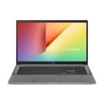 """ASUS VivoBook S15 S533EA-BQ017T DDR4-SDRAM Notebook 39.6 cm (15.6"""") 1920 x 1080 pixels 11th gen Intel® Core™ i5 8 GB 512 GB SSD Wi-Fi 5 (802.11ac) Windows 10 Pro Black, Grey"""