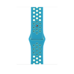 Apple MJ6L3ZM/A smartwatch accessory Band Blau, Grün Fluor-Elastomer