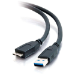 ALOGIC 3m USB 3.0 Type A to Type B Micro Cable - Male to Male