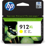 HP 3YL83AE (912XL) Ink cartridge yellow, 825 pages, 10ml